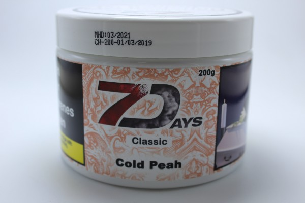 7Days-Cold Peah 200g