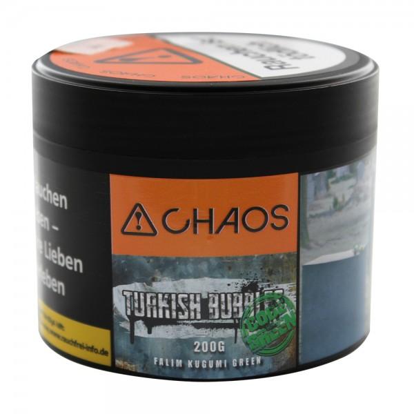 Chaos 200g - Turkish Bubbles Code Green