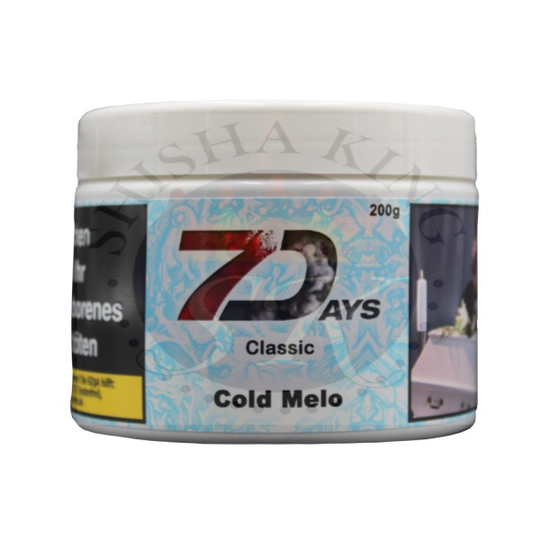 7Days - Cold Melo 200g